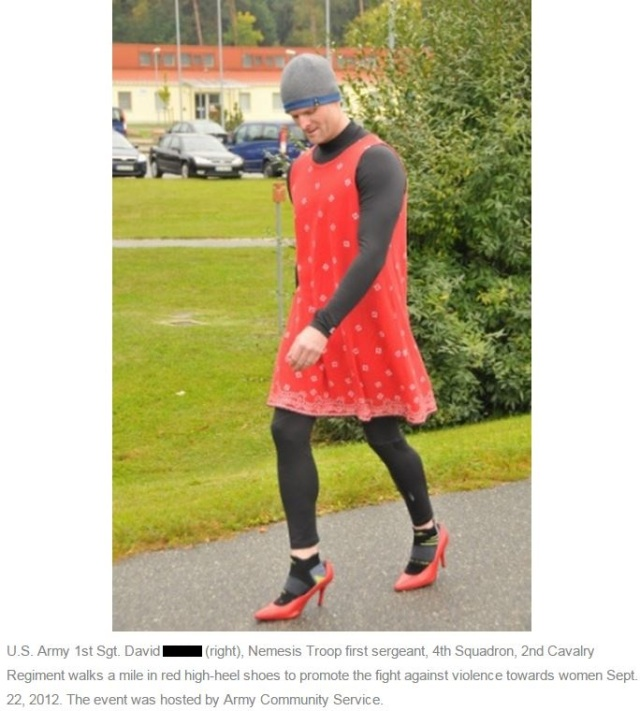 GI in heels 3